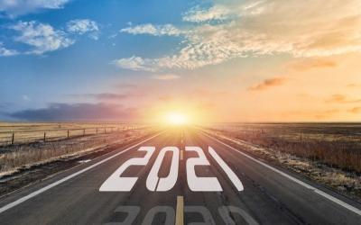 2020,再见。2021,我们来了!