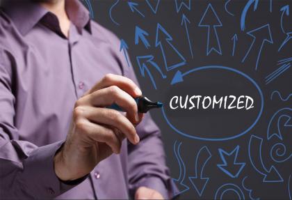 Customer Customization Test